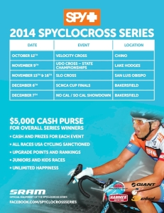 SPYclocross Series