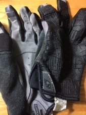 Full carbon Giro gloves