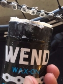 Full carbon Wend chain wax