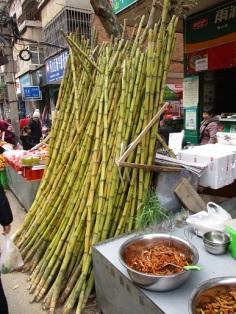 Bamboo, yum