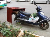 How to load a scooter, Part 3